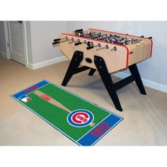Fanmats MLB 29 x 72 in. Baseball Runner - 11071