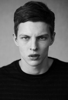 Prada Mens SS14 Debut Exclusive (O+C): Tim Schuhmacher from Germany – NEST Models