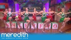 Nothing gets Meredith in the holiday spirit like the Radio City Christmas Spectacular. Check out this amazing performance by The Rockettes; plus, you won't believe the very special surprise Meredith has in store!