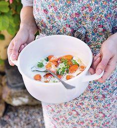 Blanquette de carottes grelots