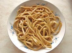 Český flexitarián: Jak na to... Spaghetti, Paleo, Ethnic Recipes, Food, Essen, Beach Wrap, Meals, Yemek, Noodle