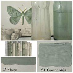 Green! Colors by L'Authentique Paints & Interior
