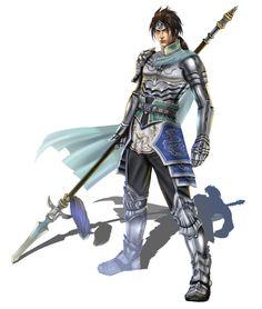 #warrior #spear #medium-armor