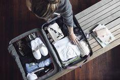 ¿Cómo hacer la maleta de las vacaciones? He aquí distintas ideas