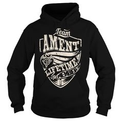 Team AMENT Lifetime Member (Dragon) - Last Name, Surname T-Shirt