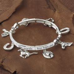 Horse Dreams Bracelet - Horse Themed Gifts, Clothing, Jewelry and Accessories all for Horse Lovers | Back In The Saddle
