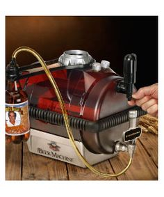 The ultimate gift for a guy who loves beer - The BrewMaster Home Brewing Beer Machine