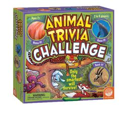 Animal Trivia Challenge Game | Main photo (Cover)