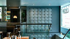 'Touch' concrete tile design by Zsanett Kincses I KAZA Concrete #surfacedesign #featurewall #walldecor #backsplash