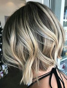 Short Hairstyles 2018 with Color Ideas for Winter-Spring Season