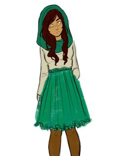 Sam from Magnus Chase