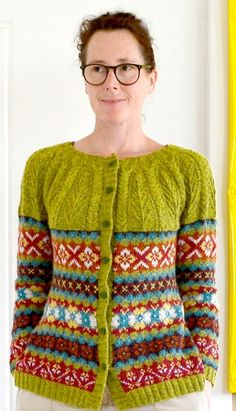 Modification Monday: Color Craving - Knitted Bliss