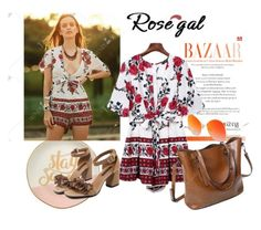 """rosegal  69"" by aida-1999 ❤ liked on Polyvore featuring Slant"