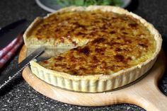 french onion tart + uk cookbook release