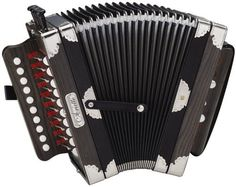 Hohner 3002B Cajun Ariette Accordion in Black by Hohner. $334.40. The Ariette is a great accordion for Cajun and other folk styles.  This beginner's accordion also includes a 40-page instructional book.