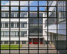 Bauhaus Dessau Campus—Bauhaus Architecture Photos | Architectural Digest
