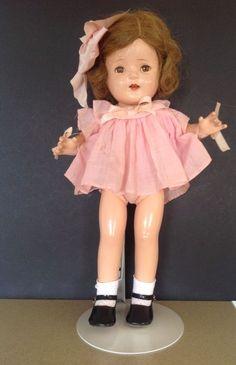 1930's  Arranbee Nancy Doll: Shirley Temple Look-a-Like