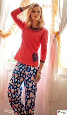Yeni İnci Bayan Pijama Takım BPJ-824 #fashion #style #moda #pijama #design #creative #popular