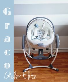 Graco Glider Elite Swing & Bouncer + Giveaway