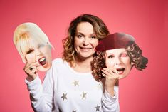 The actress who plays Saffy tells us who's the biggest joker, who's always the most hungover, and her funniest memory from the show's run. Absolutely Fabulous Quotes, Julia Sawalha, Patsy And Edina, Lark Rise To Candleford, Jennifer Saunders, Joanna Lumley, Ab Fab, You Never Know, Movies Showing