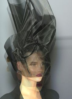 Hussein Chalayan.  Repinned by www.fashion.net