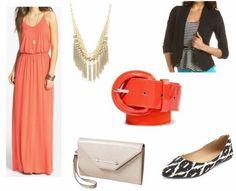 Style Remix: The Maxi Dress - College Fashion