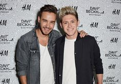 Niall Horan and Liam Payne Have a Mini One Direction Reunion One Direction Lyrics, One Direction Quotes, One Direction Wallpaper, One Direction Imagines, One Direction Pictures, One Direction Harry, H M Swimwear, Harry Styles Photoshoot, Harry Styles Cute