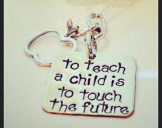 Art Teacher Retirement Gift Artist Gift Gift by whiteliliedesigns ...