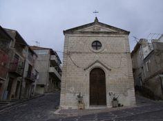 Acquaviva Platani chiesa del purgatorio