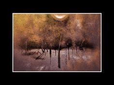 herbst-nacht, digitale ipad-grafik, 2014