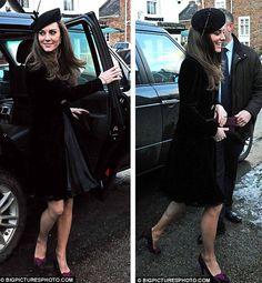 Libélula Dulwich coat