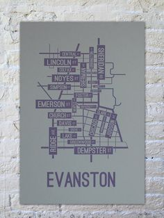 Northwestern University Is A Private Research University With - Evanston illinois us map