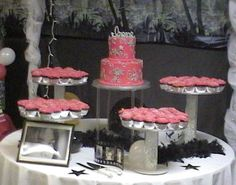 Used Cupcake Stand For Sale | Quinceanera Ideas - Decorations for Quinceanera - Mis Quince Mag