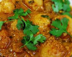 दम आलू (Dam Aloo Recipe in Hindi)