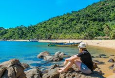 The Cham Island, 10 km from Hoi An - Vietnam