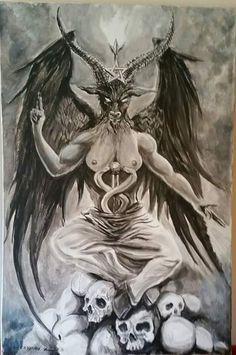 Baphomet by Corvis Nocturnum