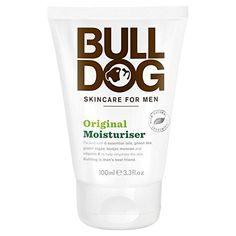 Bulldog Original Moisturiser (100ml) - Pack of 2