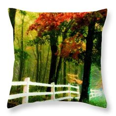 Abstract Landscape 0831 Throw Pillow by Rafael Salazar. Our throw pillows are… Pillow Sale, Abstract Landscape, Poplin Fabric, Fine Art America, Duvet Covers, Throw Pillows, Gift Guide, Wall Art, Stylish