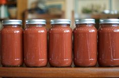 Making a batch or two of homemade tomato soup concentrate is like doing a favor for your future self. It's the perfect DIY convenience food.