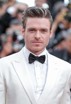 """Richard Madden and Taron Egerton at the """"Rocketman"""" Cannes Premiere Richard Madden Shirtless, Male Face Drawing, Hottest Guy Ever, Hottest Guys, Karbala Photography, Hot Dads, Nikolaj Coster Waldau, King In The North, Taron Egerton"""