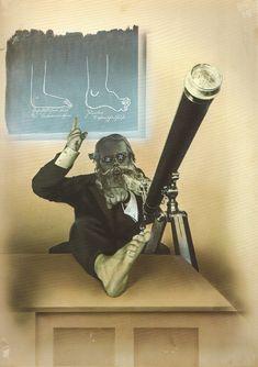 John Heartfield - New Chair at the German Universities - Photomontage for the Arbeiter-Illustrierte-Zeitung (AIZ, Prague, August 31, 1933)