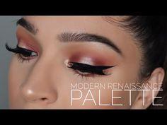 Rusty Halo Eye | Modern Renaissance Palette Anastasia Beverly Hills - YouTube