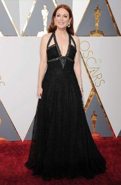 Актриса Джулианна Мур (Julianne Moore) на церемонии Oscar 2016