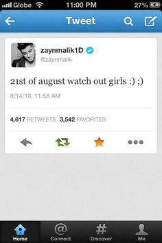 omfg he gave us a sign. he knew, 3 years ago.wasn't it exactly  last year that he left twitter too.
