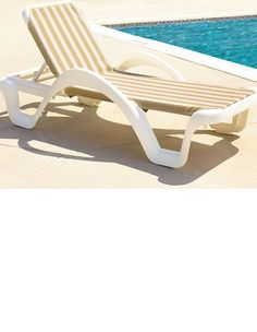 plastic lounge chairs for pool