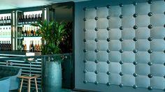 'Touch' concrete tile design by Zsanett Kincses I KAZA Concrete 3d Tiles, Concrete Tiles, Loft, Core Collection, Tile Design, Textures Patterns, Surface Design, Backsplash, Minimalist