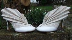 Grace Elizabeth Bridal Shoes!!!!!