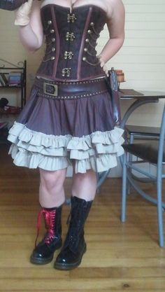 Steam Punk Costume, This is really cool and I'm getting so many ideas for my costume