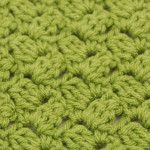 Side Lean Crochet Stitch