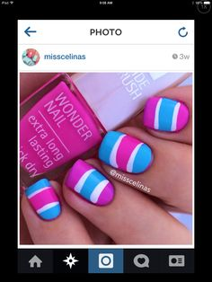 Nice summer designee for nails!